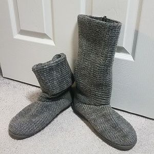 Women's Sweater Boots